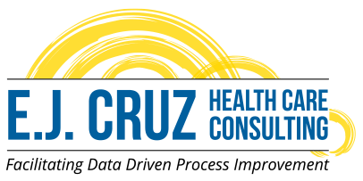 E.J. Cruz Health Care Consulting logo color